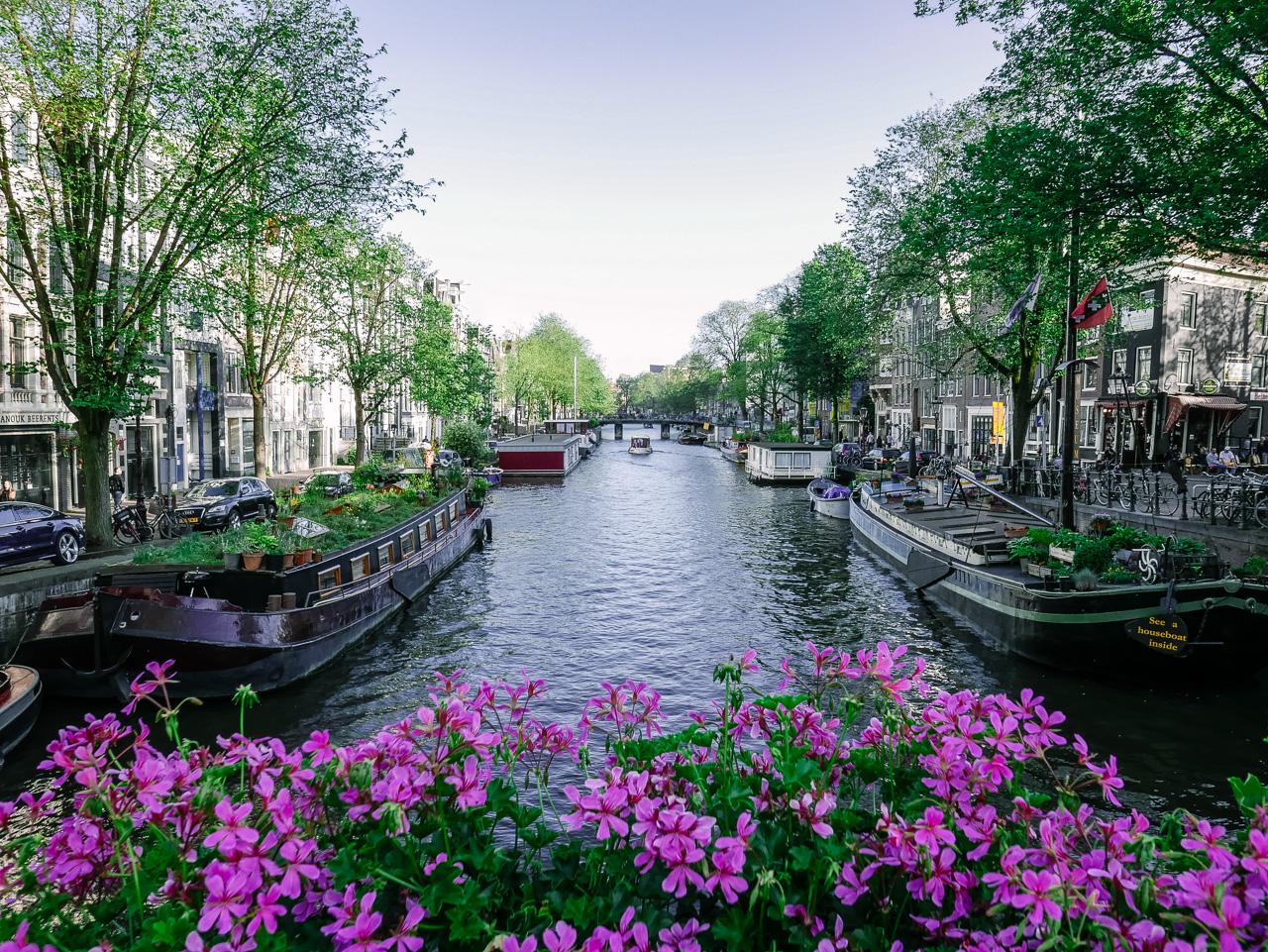 Cara Sharratt Travel - Amsterdam, Netherlands
