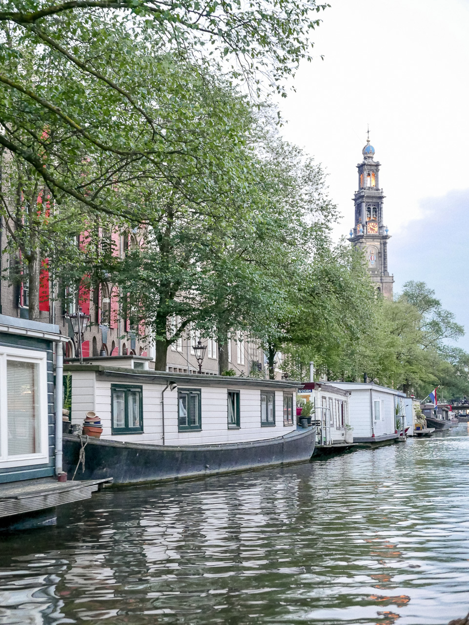 Cara Sharratt Travel - Amsterdam, Netherlands