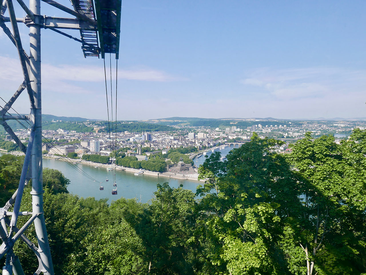 Cara Sharratt Travel - Koblenz, Germany