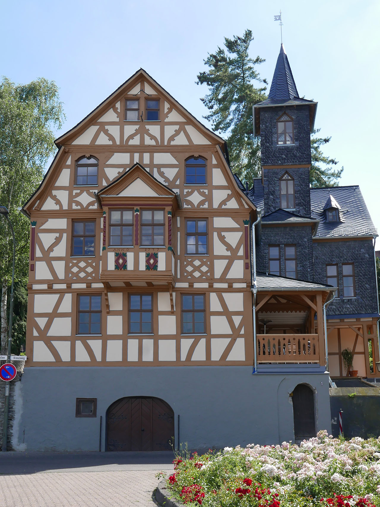 Cara Sharratt Travel - Boppard, Germany