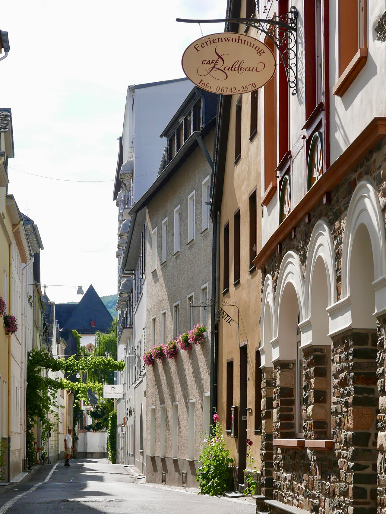 Cara Sharratt Travel - Boppard, Germany