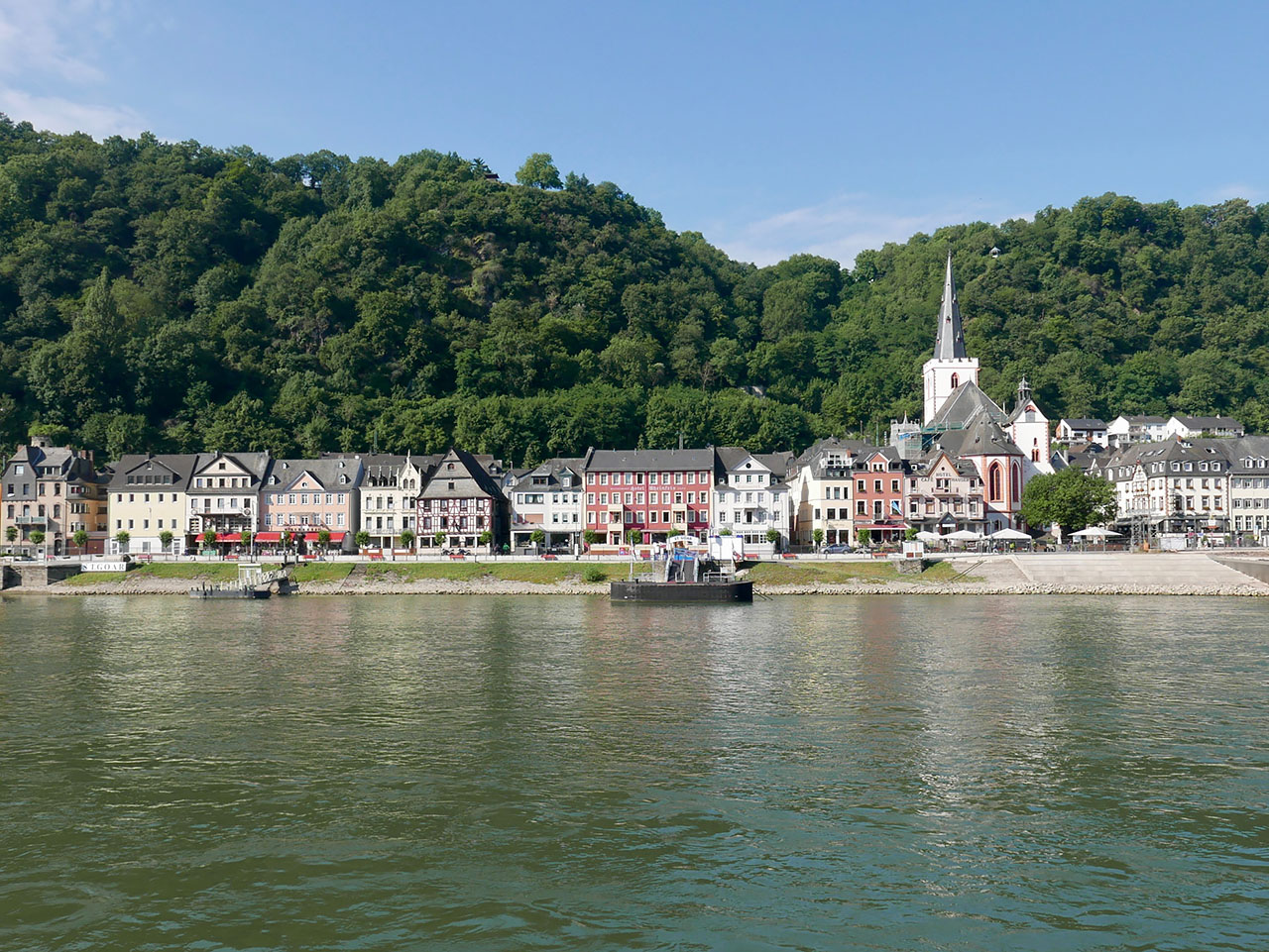 Cara Sharratt Travel - Cruising the Rhine with Uniworld - Germany