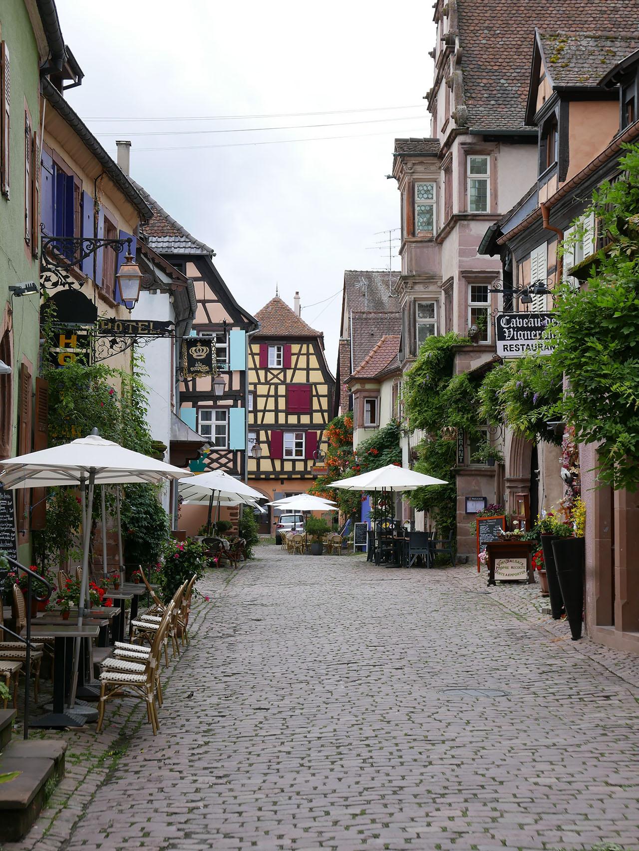 Cara Sharratt Travel - Riquewihr, France