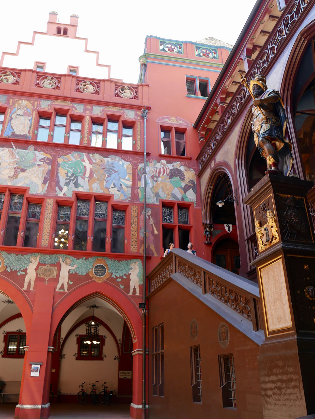 Cara Sharratt Travel - Basel, Switzerland - Town Hall