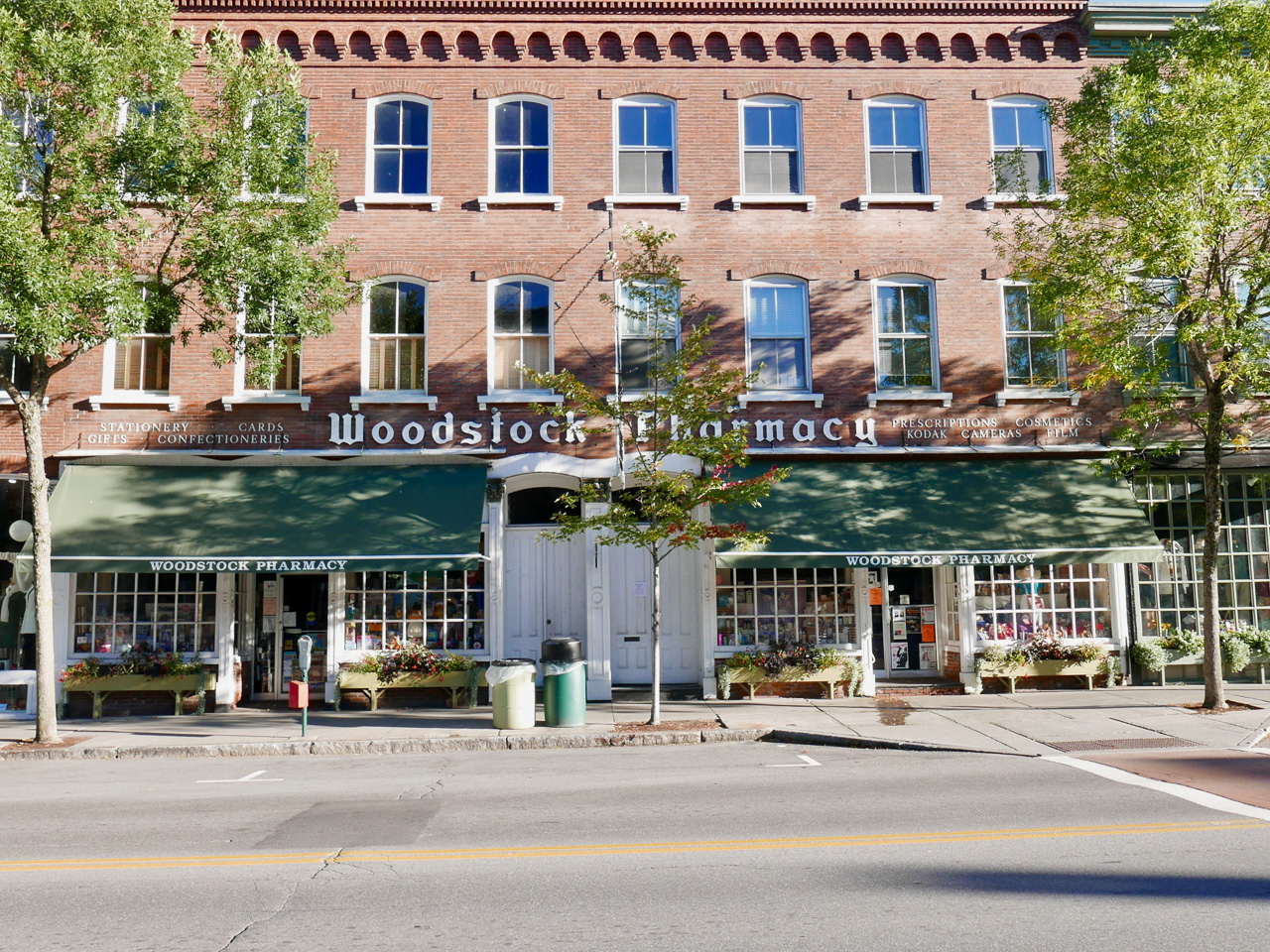 Cara Sharratt Travel - Woodstock Pharmacy - Woodstock, Vermont