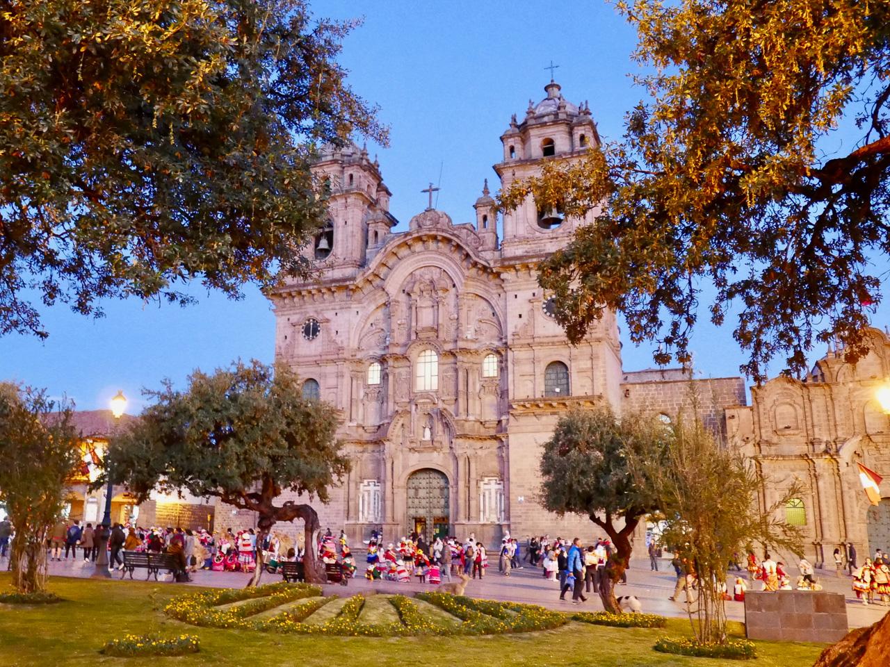 Cara Sharratt Travel - Templo de la Compañía de Jesús - Cusco, Peru