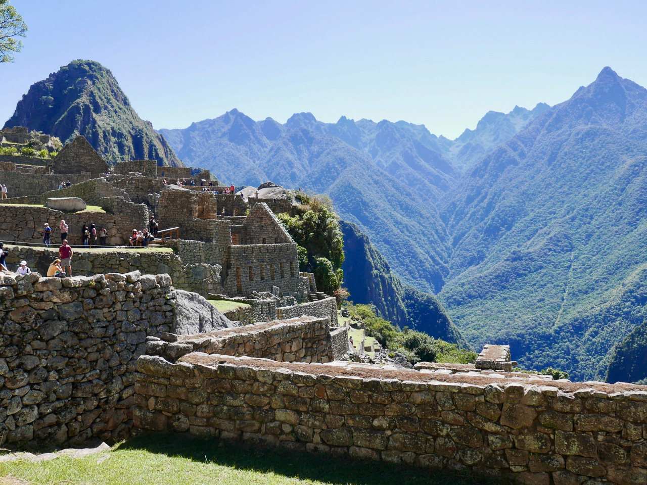 Cara Sharratt Travel - Machu Picchu - Peru