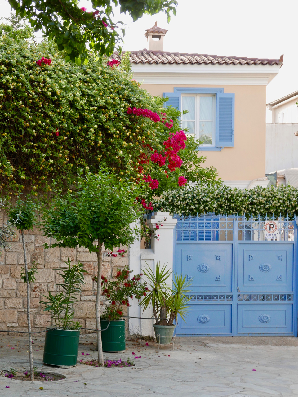 Cara Sharratt Travel - Athens, Greece - House in Athens