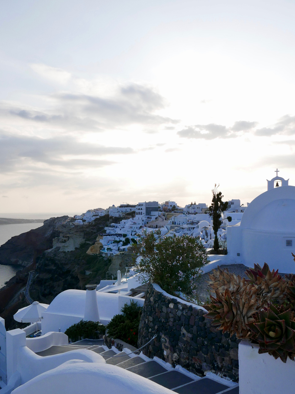 Cara Sharratt Travel - Oia, Santorini, Greece