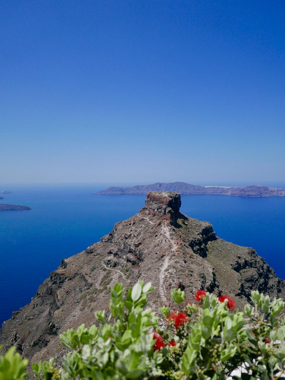Cara Sharratt Travel - Santorini, Greece
