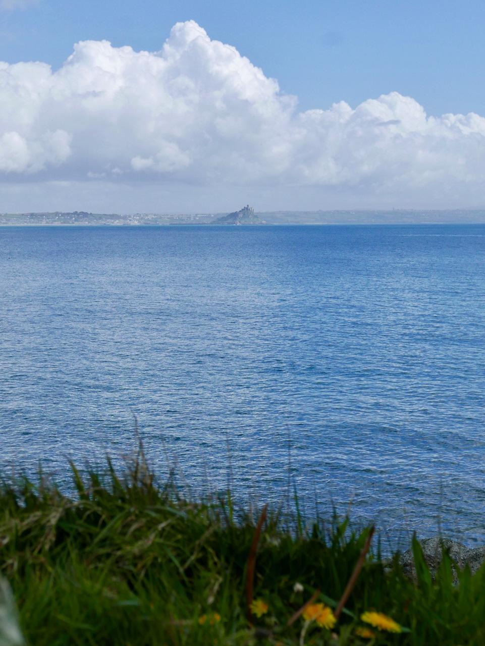 Cara Sharratt Travel - St. Michael's Mount, Cornwall