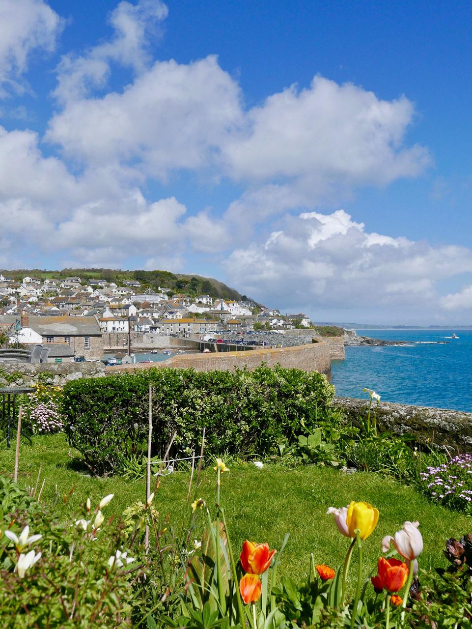 Cara Sharratt Travel - Mousehole, Cornwall