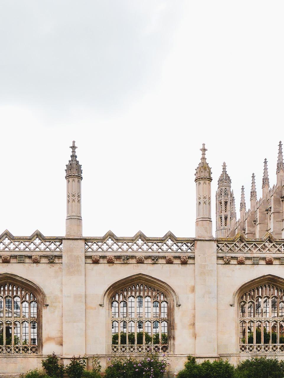 Cara Sharratt Travel - Cambridge, England