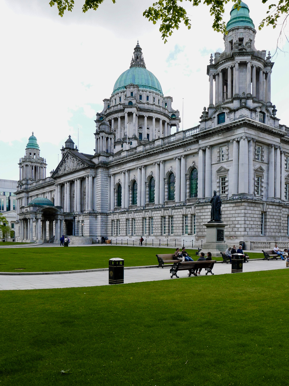 Cara Sharratt Travel - City Hall - Belfast, Northern Ireland