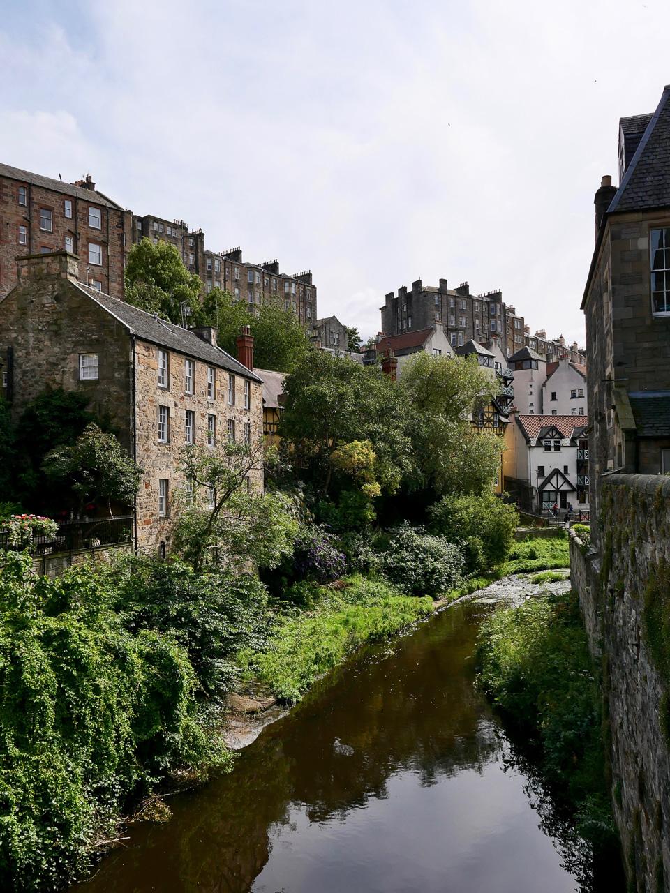 Cara Sharratt Travel - Dean Village - Edinburgh, Scotland
