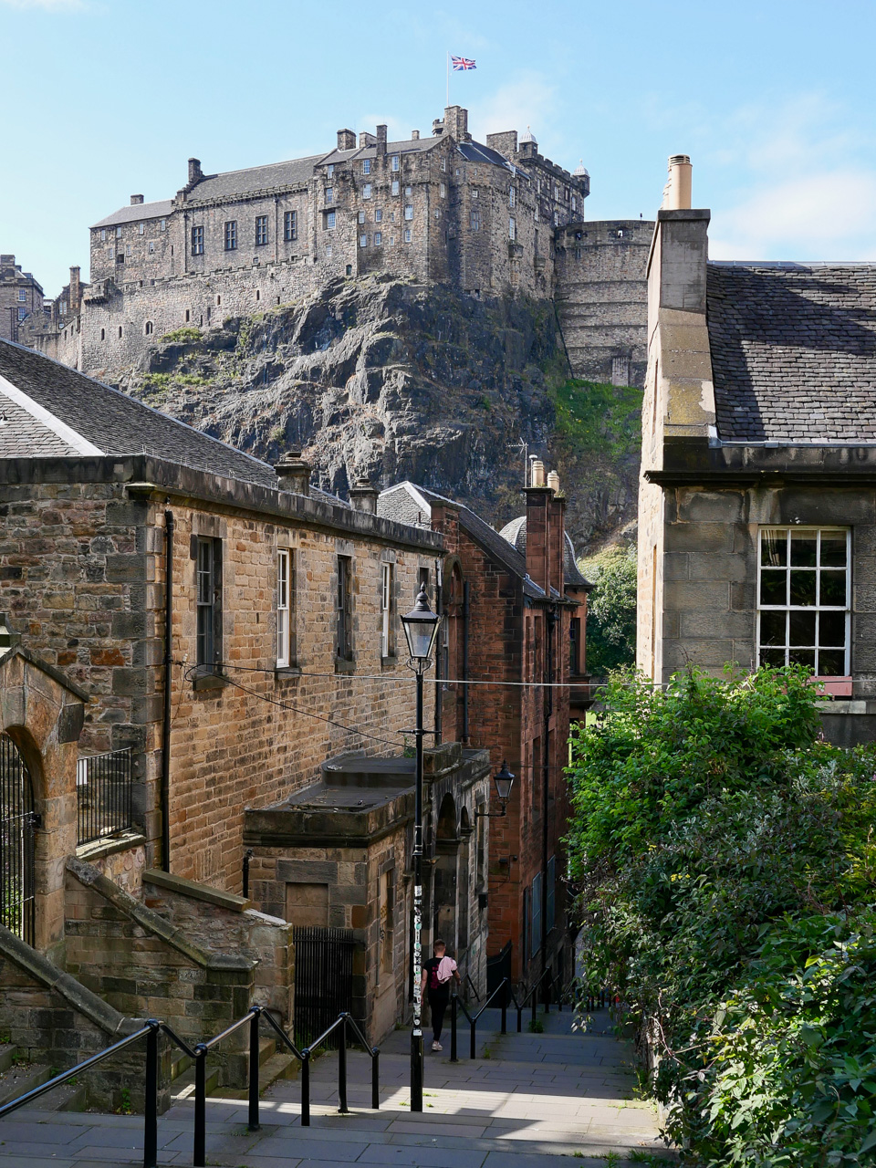 Cara Sharratt Travel - Edinburgh Castle - Edinburgh, Scotland