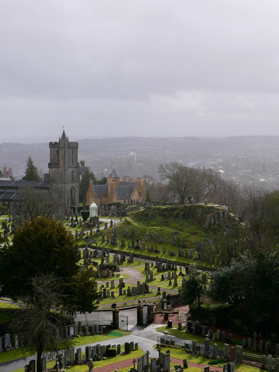 Cara Sharratt Travel - Stirling Castle - Scotland, United Kingdom