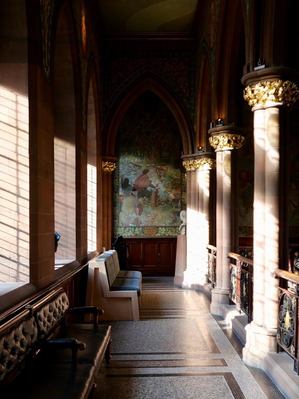 ara Sharratt Travel - Scottish National Portrait Gallery - Edinburgh, United Kingdom