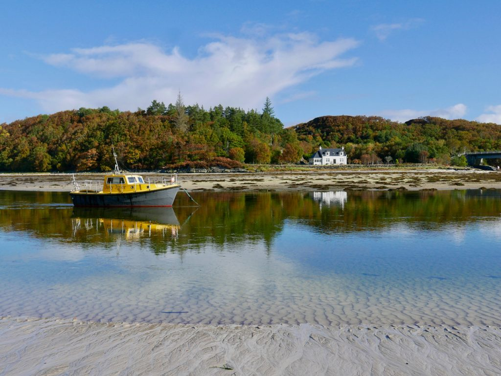 Cara Sharratt Travel - Morar Sands - Scotland, United Kingdom
