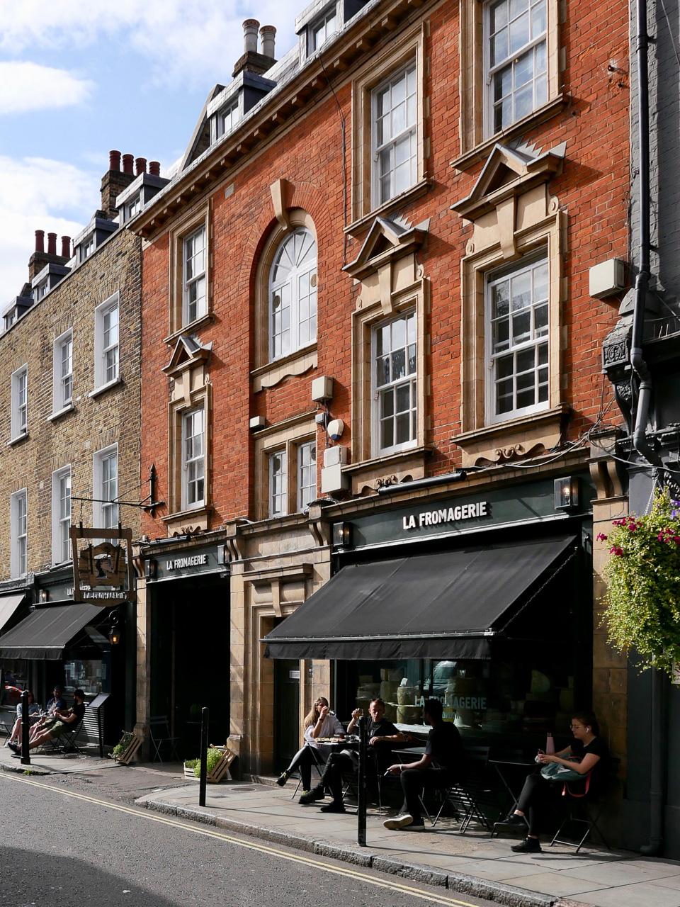 Cara Sharratt Travel - Marylebone - London, England