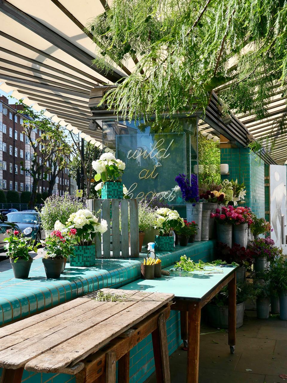 Cara Sharratt Travel - Flower shop in Notting Hill - London, England