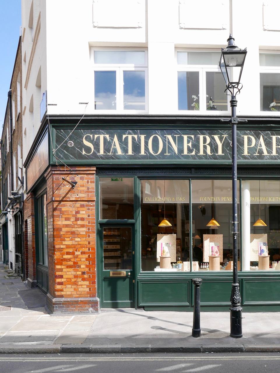 Cara Sharratt Travel - Choosing Keeping - London, England