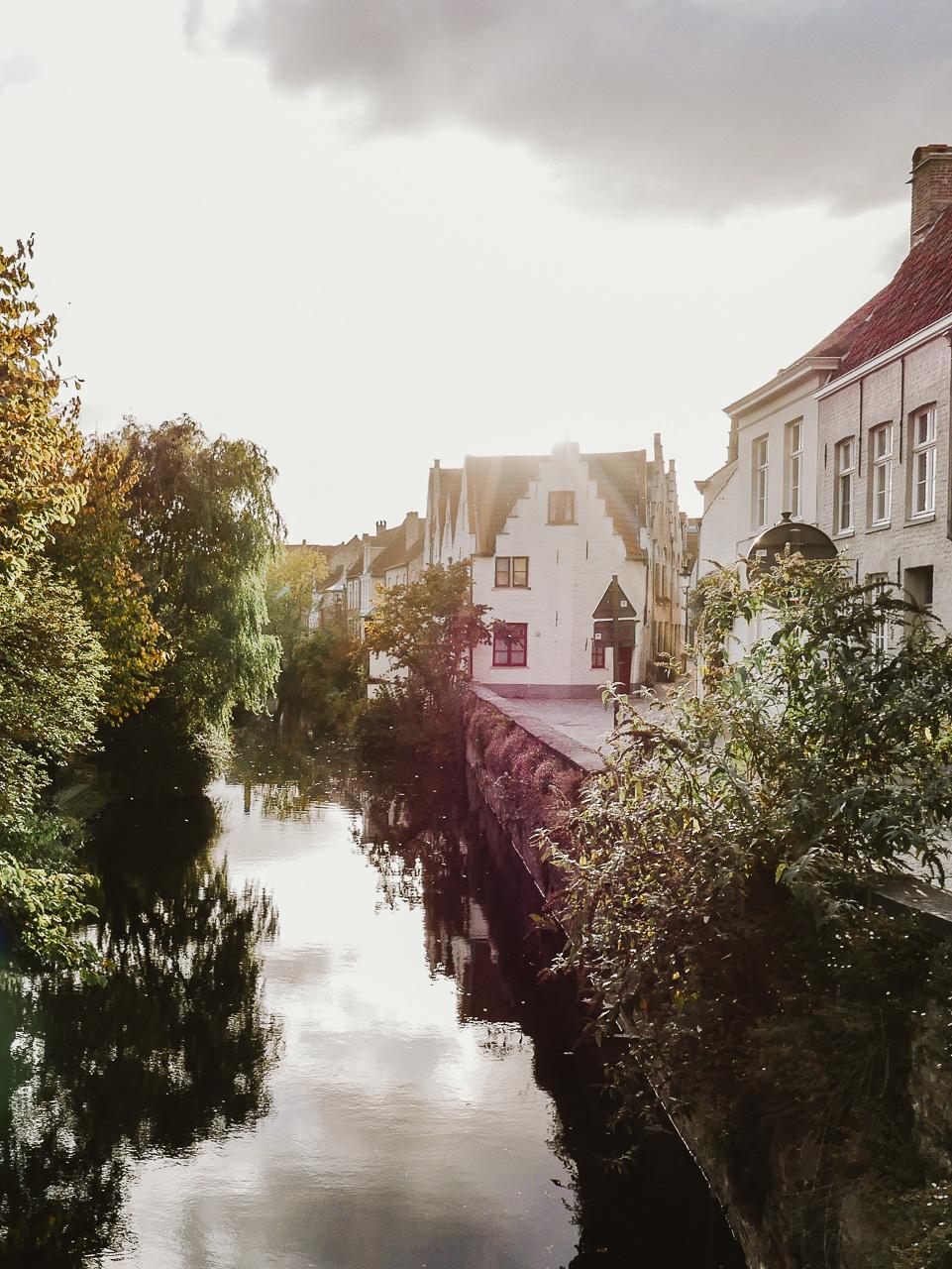 Cara Sharratt Travel -Bruges, Belgium