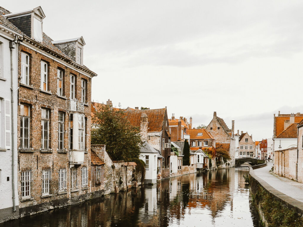 Cara Sharratt Travel -Bruges, Belgium